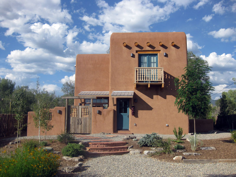 Lucus construction taos contractors taos builders for Home builders in new mexico